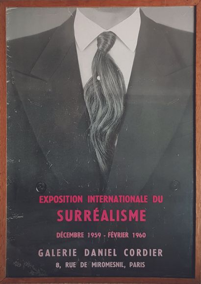 Exposition Internationale du SURREALISME - Pablo VOLTA (1926-2011)