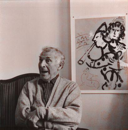 Marc CHAGALL (Pablo VOLTA 1926-2011)