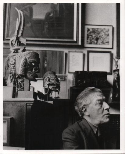 (André BRETON) Pablo VOLTA (1926-2011)