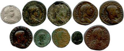 CORNELIA Lentulus - Marcellus / Consuls 49 avant J.-C. Triskèle à la tête de Méduse...