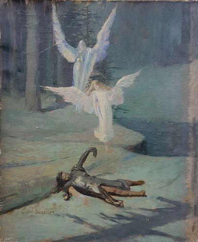 BUSSIÈRE Gaston (1868-1928)