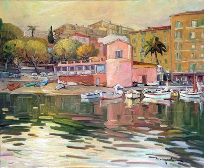 BERNADAC Elie (1913-1999)