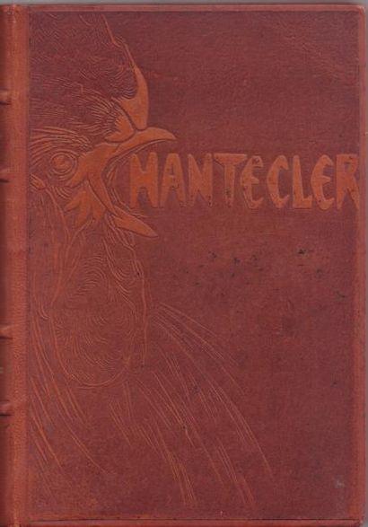 LIVRE CHANTECLER DE 1910