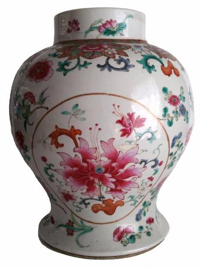 CHINE - Epoque XIXe siècle