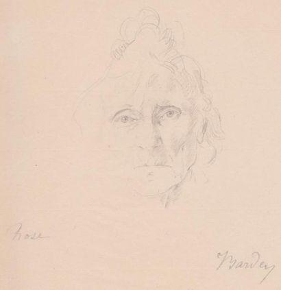 BARDEY Jeanne (1872-1954)