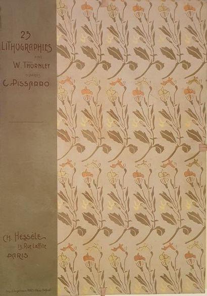 PISSARRO Camille (1830-1903) - THORNLEY Georges William (1857-1935)