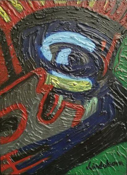 LINDSTRÖM BENGT (1925-2008)