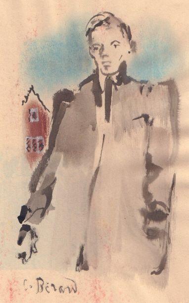 BERARD Christian Jacques (1902-1949)