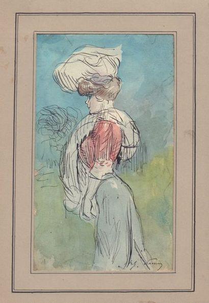 Henry Somm (1844-1907)