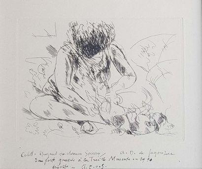 DUNOYER de SEGONZAC André (1884-1974)