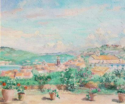 ROUSSEL André (1888-1968)