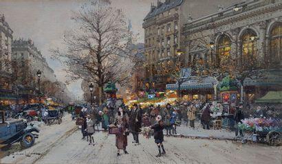 GALIEN- LALOUE Eugène (1854-1941)
