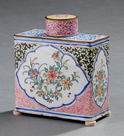 CHINE, Canton - XVIIIe siècle
