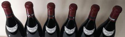 Assortiment 15 bouteilles DOMAINE DE LA ROMANEE CONTI 2000 : 1 bouteille Romanée-Conti...