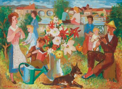 charles WALCH (1896-1948)