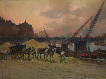 Mathurin JANSSAUD (1857-1940)