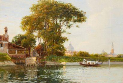 CAMILLO BORTOLUZZI (1868-1933)
