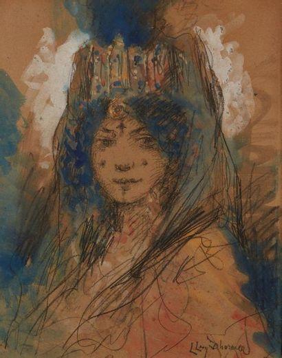 Lucien Levy-Dhurmer (1865-1953)