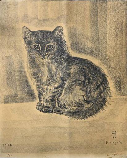 Léonard Tsugouharu FOUJITA (1886-1968)