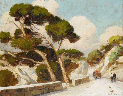 Gustave VIDAL (1895-1966)