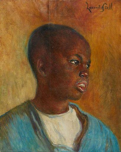 LAURENT GSELL (1860-1940)