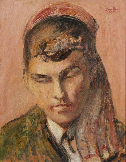 JEAN RENÉ CARRIERE (1887-1982)