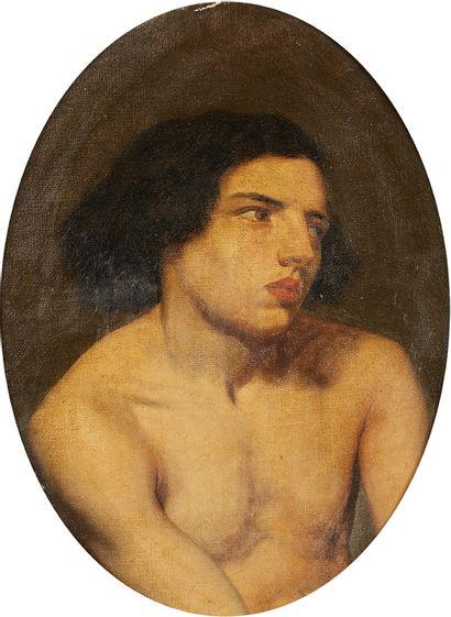 Ernest HEBERT (Grenoble 1817 - La Tronche 1908)