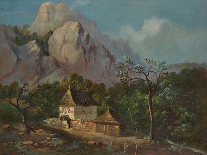 R. TRENK (ACTIF AU XIXe SIÈCLE)