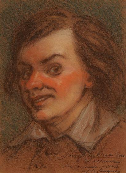 ETIENNE MARIN MELINGUE (1807-1875)