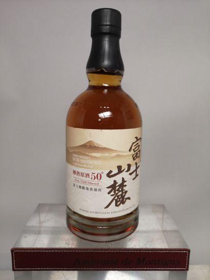 1 bouteille WHISKY JAPONAIS KIRIN - FUJI...