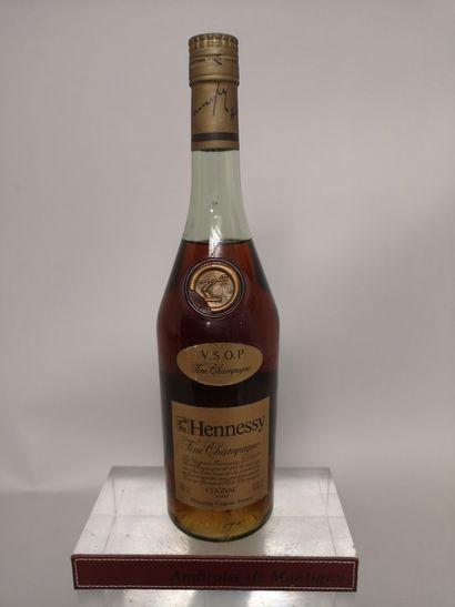 1 flacon 70 Cl COGNAC Fine Champagne