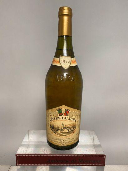 1 bouteille CÔTES du JURA - Domaine Jean...