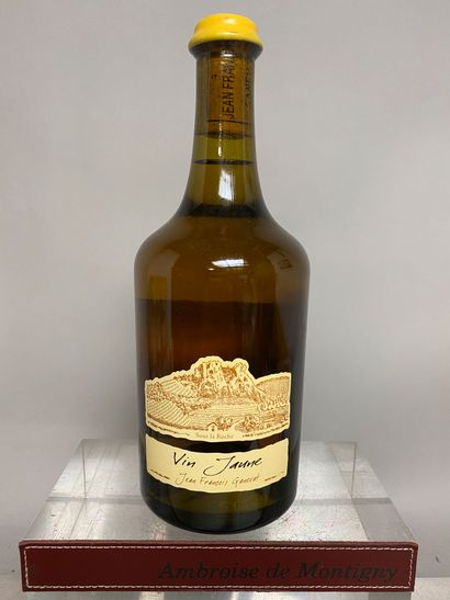 1 bouteille VIN JAUNE