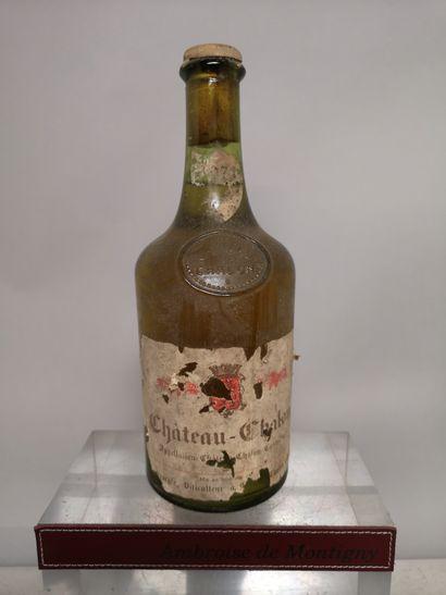 1 bouteille Château CHALON - Bury Georges...