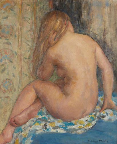 Madeleine PLANTEY (1890-1985)
