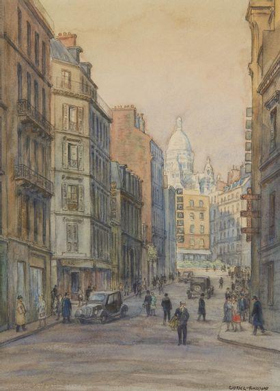 GABRIELLE ROUSSEAU (1876-1951)