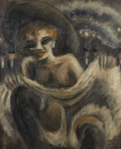 ANDRÉ FOY (1886-1953)