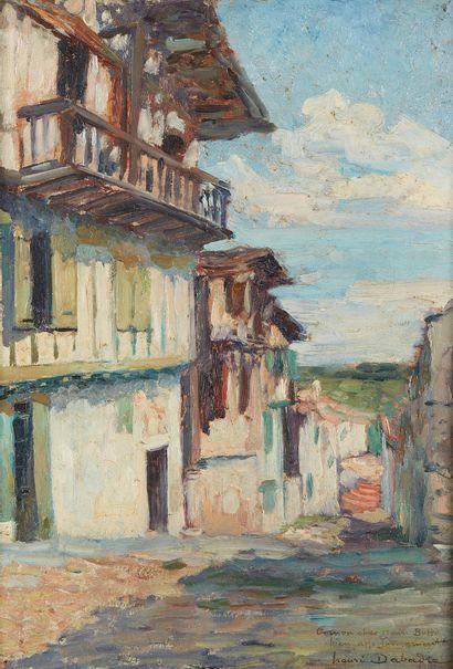 Henri DABADIE (1867-1949)