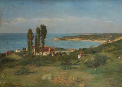 GUSTAVE HENRI COLIN (1828-1910)