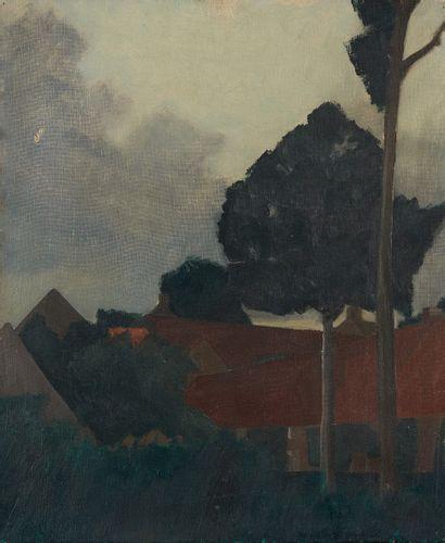 MAURICE PRÉ (1907-1988)