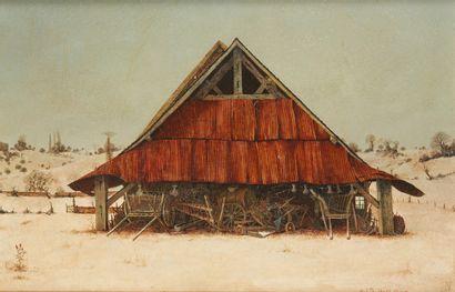 ALBERT DRACHKOVITCH-THOMAS (NÉ 1928)