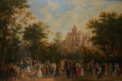 Ecole FRANCAISE XIXe-XXe siècle