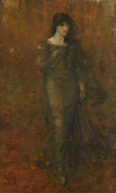GEORGE HENRY BOUGHTON (1834-1905)