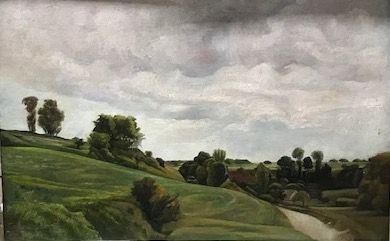 Jules Léon PERRICHON (1866-1946)  Paysage...