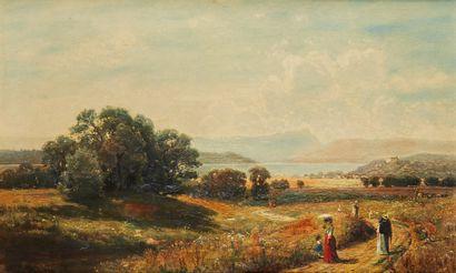 Georges Adolphus STOREY  (Londres 1834 –...