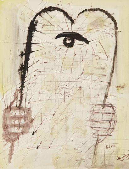 THOMAS GLEB (1912-1991), d'après  Les tables...