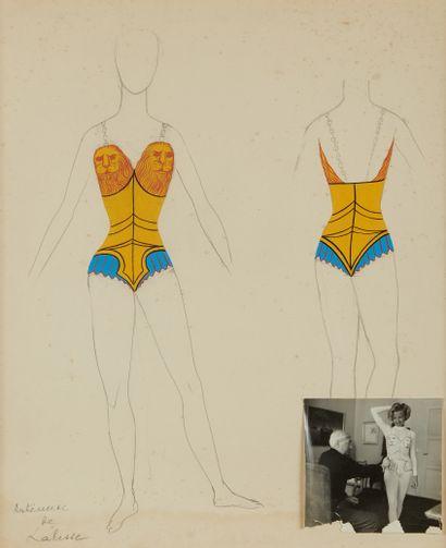 Roger CHAPLAIN-MIDY (1904-1992), attribué...