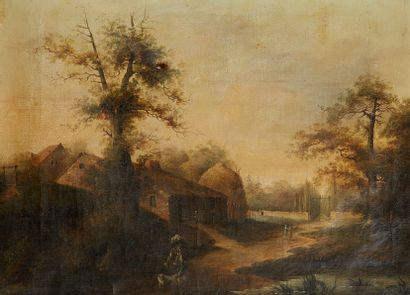 Christopher Pearce CRANCH  (USA 1813 – Cambridge...