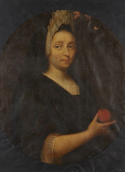 Ecole hollandaise vers 1750
