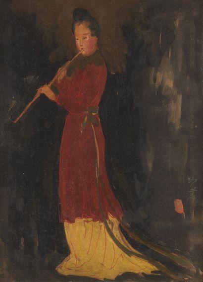 SHA QI (1914-2005)